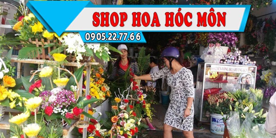 Cửa Hàng Hoa Tươi ở Hóc Môn, Shop Hoa Giao Tận Nhà ở Hồ Chí Minh