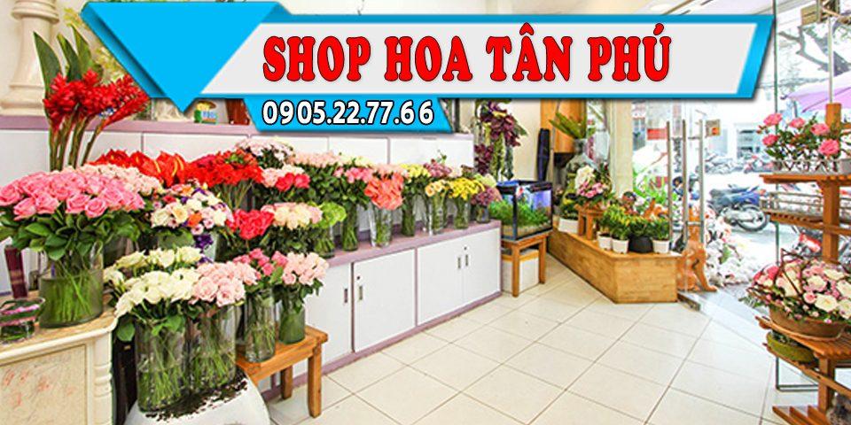 Cửa Hàng Hoa Tươi ở Tân Phú , Giao Hoa Tận Nhà Miễn Phí